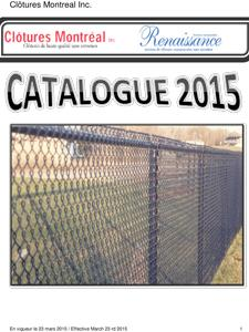 CATALOGUE 2019